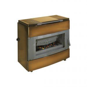 Poêle à bois et charbon GODIN 3753 GRAND ARIEGEOIS