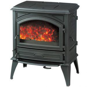 Poêle à bois et charbon DOVRE CHARBON 640GM