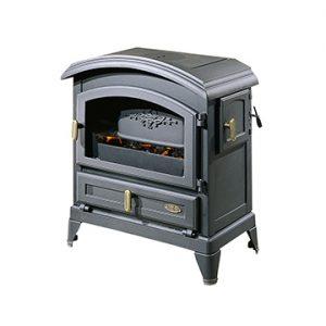 Poêle à bois et charbon GODIN VERSION 310701
