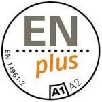 logo EN plus, A1 A2