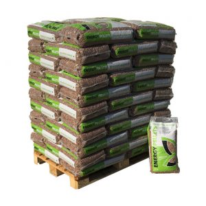 Palette de sacs de pellets Energy Pellet
