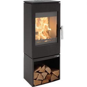 Poêle à bois confort HAAS+SOHN GASTEIN EASY 350-15
