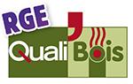 logo RGE, Quali'Bois