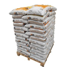 magic wood pellets