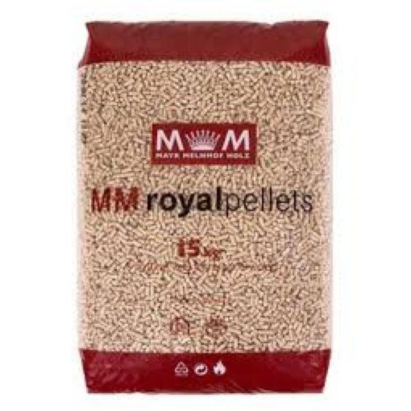 sac de pellet royal pellets