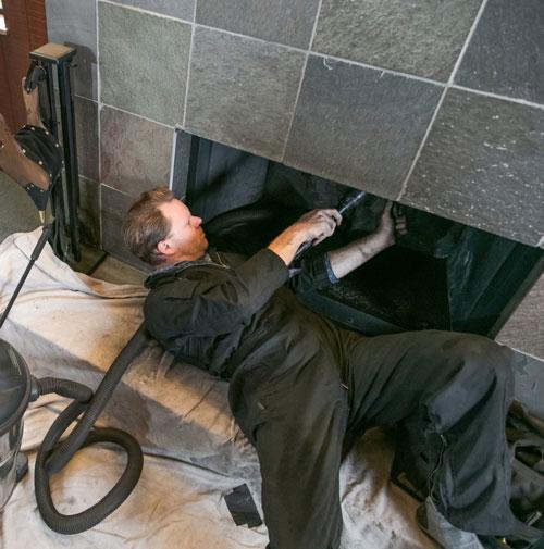 Service nettoyage cheminée Blendecques
