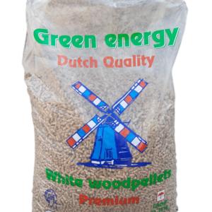 Sac de granulés Green ENERGY