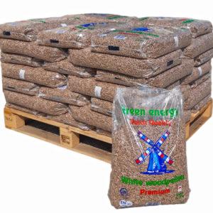 Demi palette pellet green energy